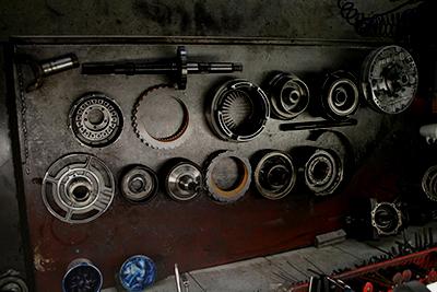 Kupplungen und Bremsen