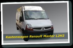 Kastenwagen Renault Master L2H2