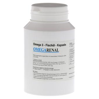 Produkte für die Nephrologie Omegarenal®