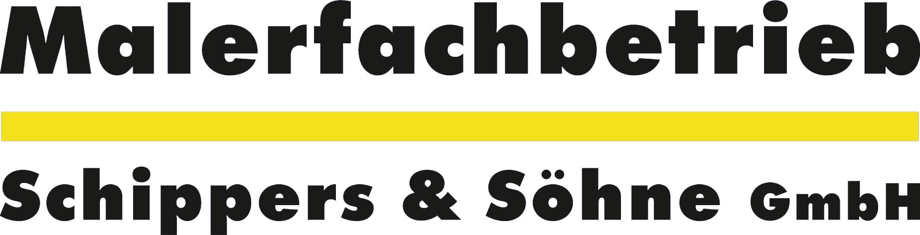Malerfachbetrieb Schippers & Söhne GmbH