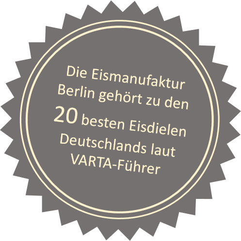 Varta-Führer Eisdielen