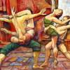 Acryl Leinwand 60 x 80