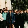 Studentinnen und Studenten in Ternopil