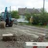 Baustelle - Hauptstrasse Lwiw - Ternopil