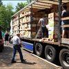 10 Tonnen gehen auf die Reise