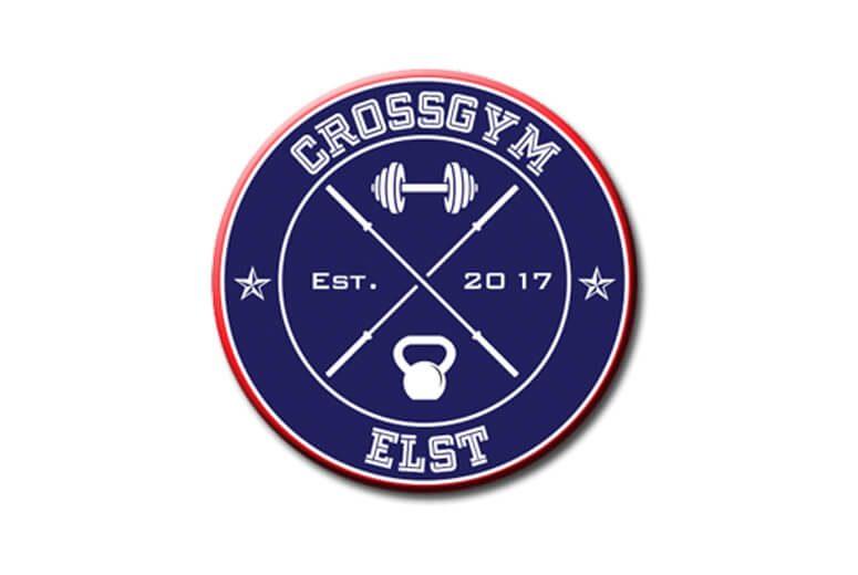 Logo voorbeeld Gym Eazyonline