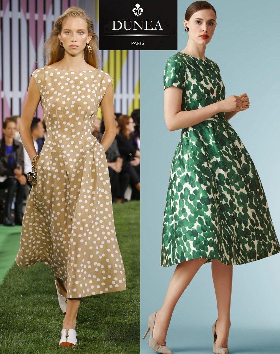 schicke kleider für mollige - business lady fashion