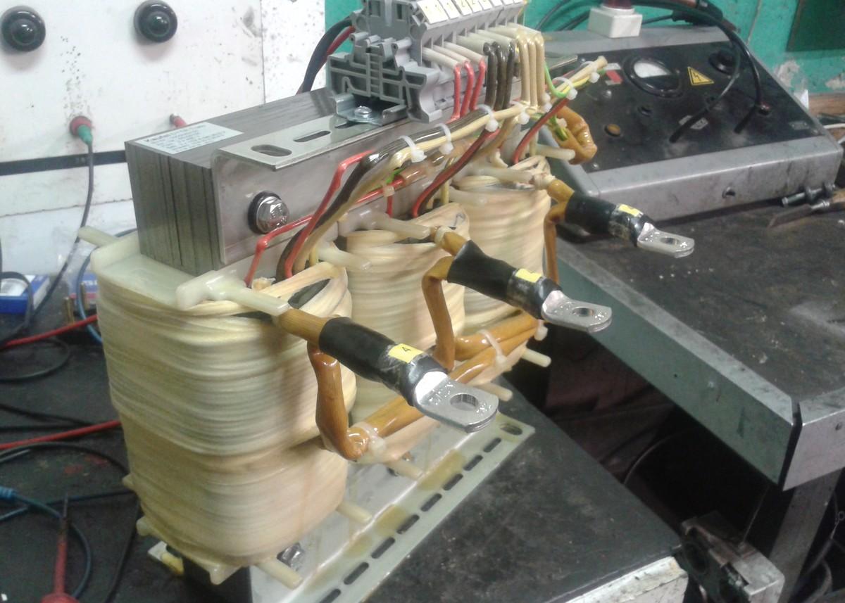 E+M Elektronik und Mechanik - Reparaturwerk für Elektromotoren