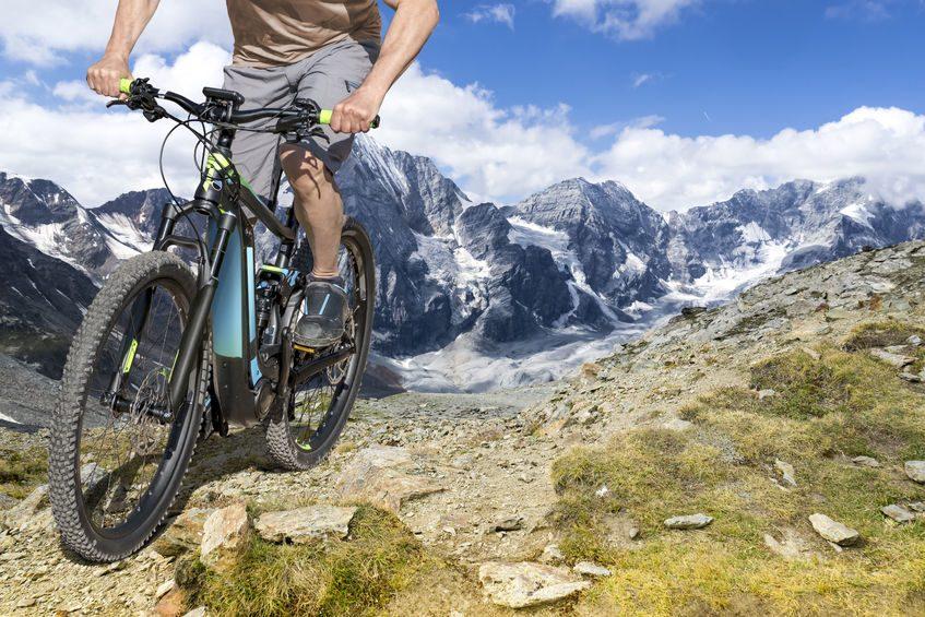 Mountainbike eBike