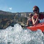 Sizilien Aktivreise, Vulcano Kajaktour