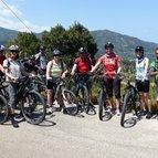 Sizilien Aktivreise, Mountainbiketour