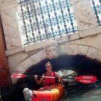 Friaul und Venedig Aktivreise, Venedig Kajaktour