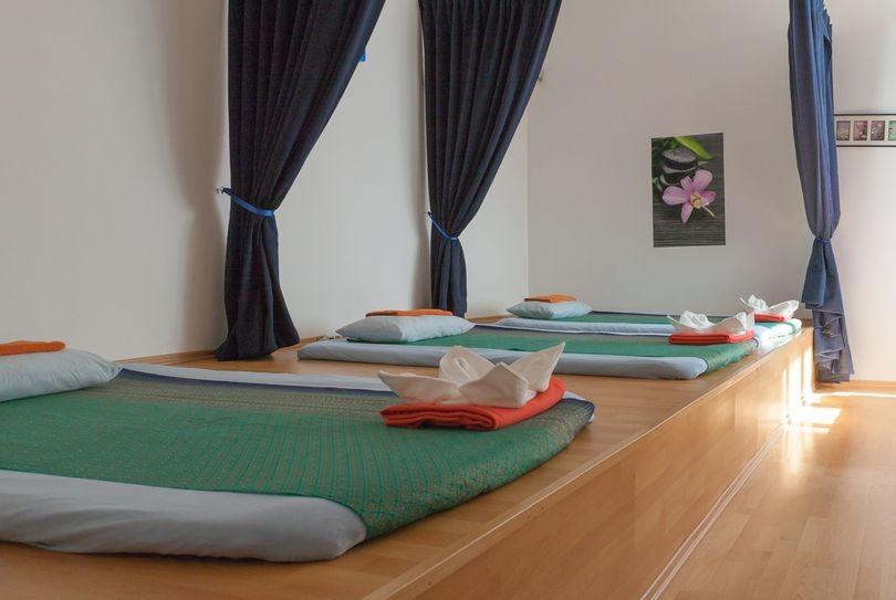 Limin Thai-Massage - Traditionell Thailändische Massagen