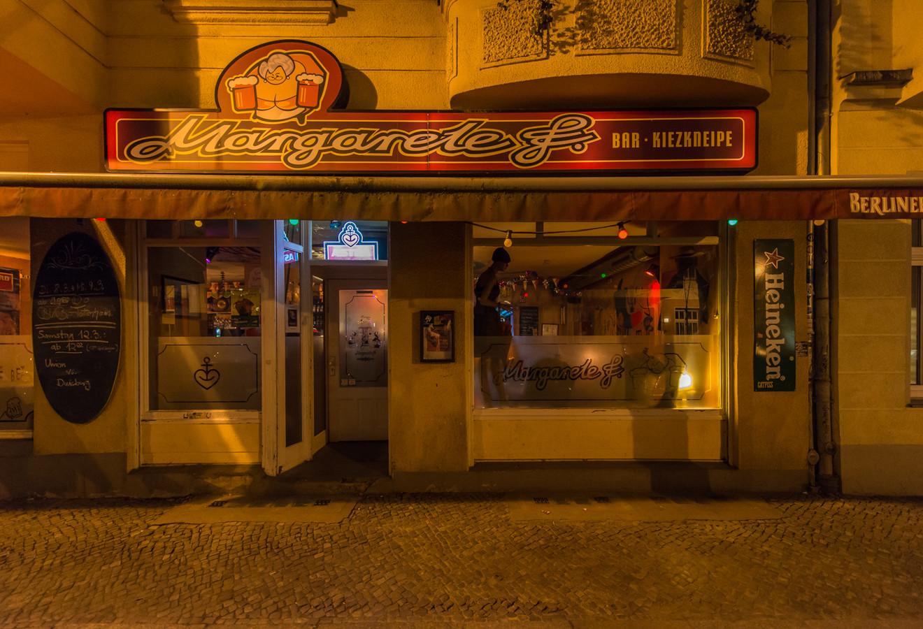 Flirten bar berlin