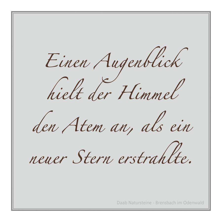 Trauerspruche Daab Natursteine Grabmale Brensbach Im Odenwald
