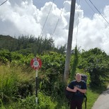 Die Bushaltestellen auf Barbados