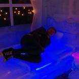 frieren im Ice Museum
