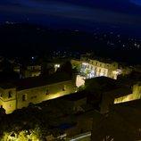 Abendstunde in Calascibetta