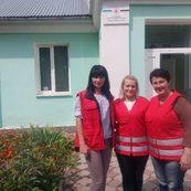 MSC Leiterin mit Krankenschwestern