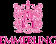 Das Logo von Emmerling Brautmoden.