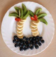 Website von Mutter zu Mutter - Deko-Ideen für Obst und Gemüse fantasievoll garnieren