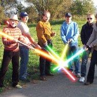 Lichtschwertpower in der Region Franken