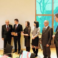 Delegation aus der Ukraine