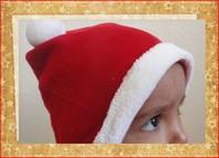 individuelle Weihnachtskarten gestalten, Weihnachtskarten mit Babyfoto