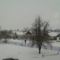 Winter in UA Februar 2018
