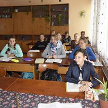 8. Klasse in Juskivzi