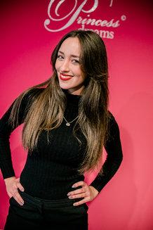 Princess Dreams Mitarbeiterin Alice Mietke