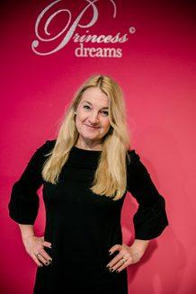 Princess Dreams Mitarbeiterin Alexandra Horn