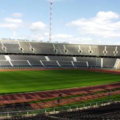 Olympiastadion Berlin 2001