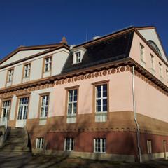 Palais Lichtenau Potsdam (Hist. Fenster restauriert - Sonderisolierglas)