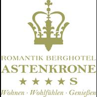 Romantik Berghotel Astenkrone Logo