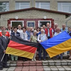 25 Jahre Ukrainehilfe