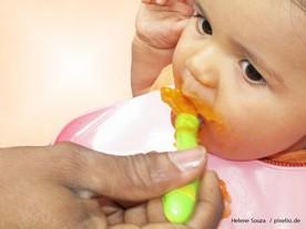 Beikost, Breikost, Rezept für gesunde Beikost, Wann ist das Baby bereit für Brei?