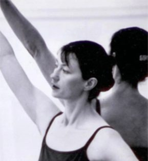Ballettlehrerin Petra Finger