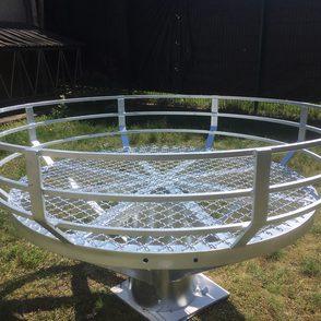 Storchennest verzinkt  | d = 130 cm |  Preis 1.845,00 €