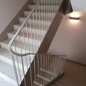 Treppengeländer 1
