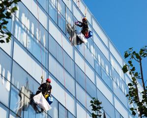 Fassadenreiniger - eine Leistung von D&H Reinigungsservice