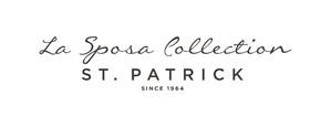 Das Logo von La Sposa Collection. Diese Marke ist eine Unterfirma des großen Brautmode Herstellers st.Patrick Bridal / Pronovias.