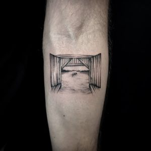 Bartek, Szulc, Selfmade, Tattoo, Berlin, Vegan, shed, Walkin, lake, dotwork