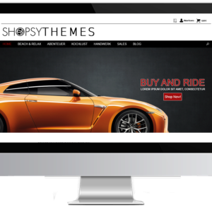 Webdesign Carwrapping