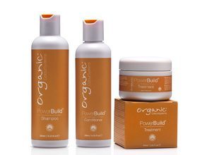 organic HairSolutions POWER BUILD