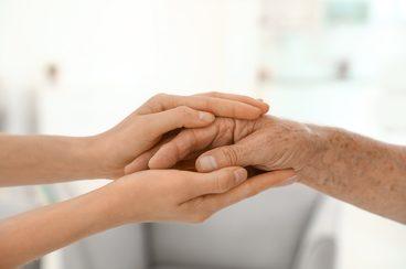 Helfenden Hände für Senioren