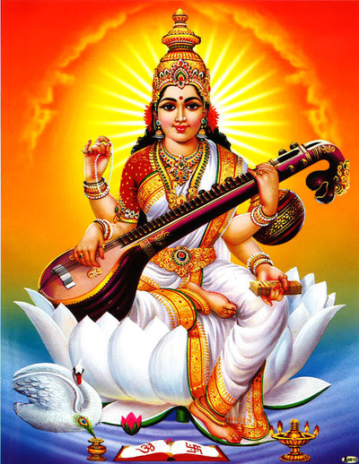Die Göttin der Weisheit und der Gelehrsamkeit