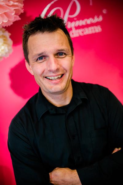 Princess Dreams Mitgründer Ivo Grosche