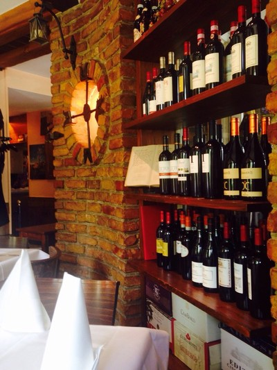 ristorante la marianna italienisches restaurant in. Black Bedroom Furniture Sets. Home Design Ideas