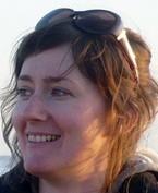 Reiseleiterin Milena Bögel